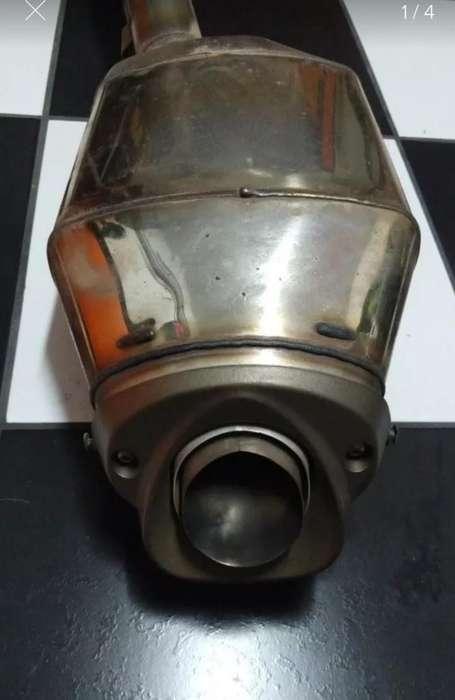 Silenciador Escape Cbr 600 Rr 2007- 2012