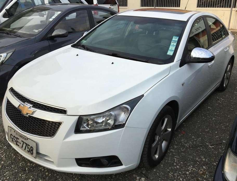 Chevrolet Cruze 2012 - 140 km