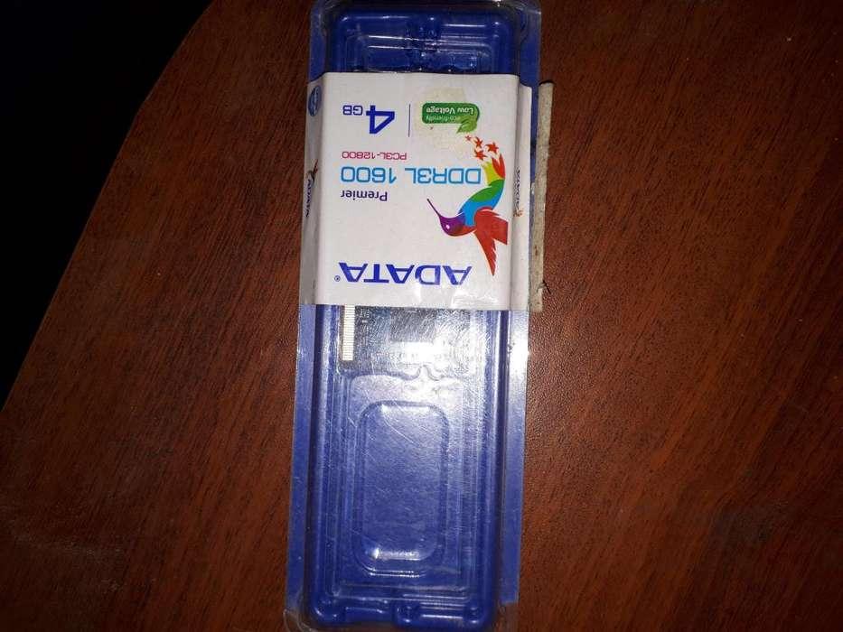 memoria ram ddr3 4gb para laptop