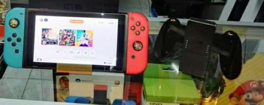 Nintendo Switch Programada Garantizada