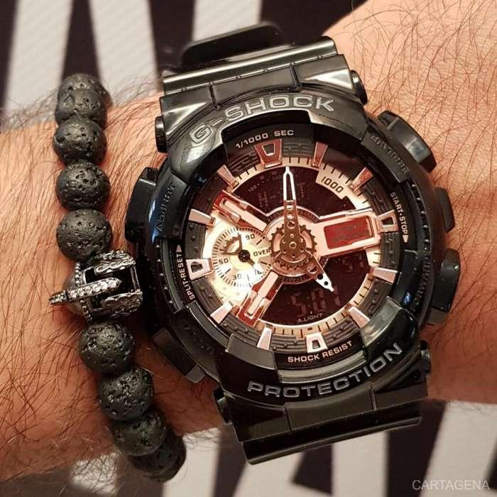Reloj Casio G-Shock negro para caballero en venta