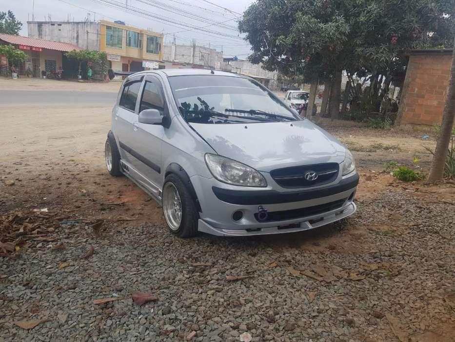 Hyundai Getz  2009 - 134000 km