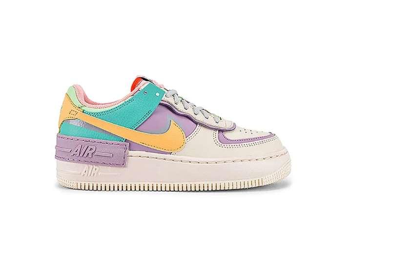 Resentimiento Oeste Saltar  Zapatillas Tenis Nike Air Force 1 Shadow Dama Original - Zapatos -  1107798083