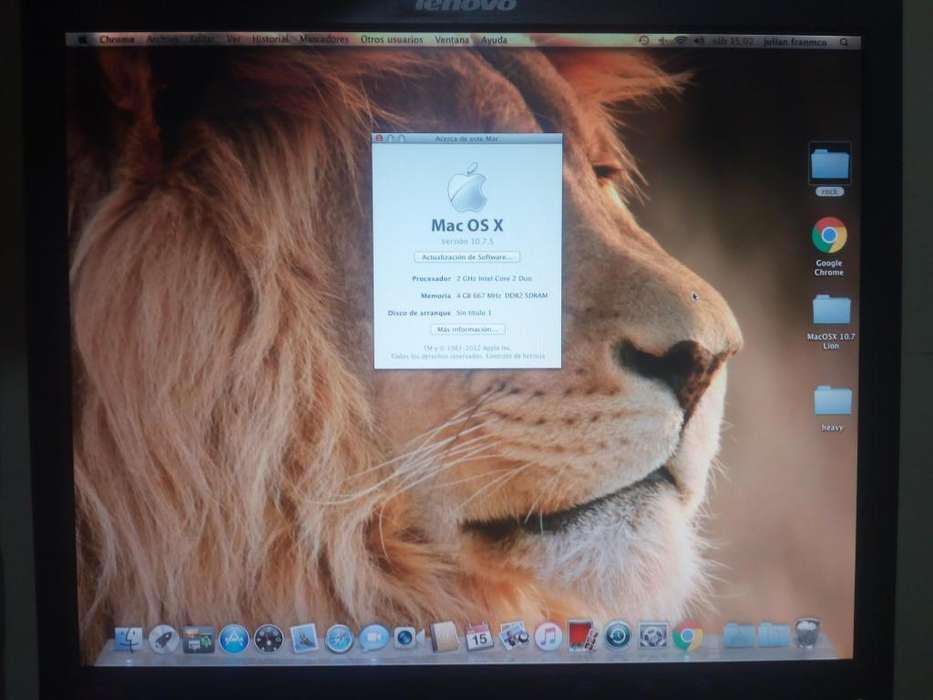Vendo Mac Mini Buena Maquina