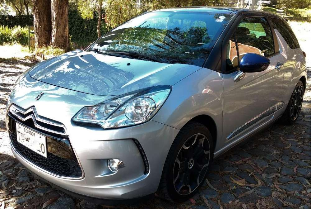 Citroen DS3 2014 - 52000 km