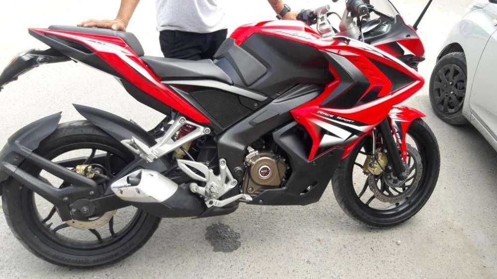 Vendo Moto Rs 200 Pulsar 9/10