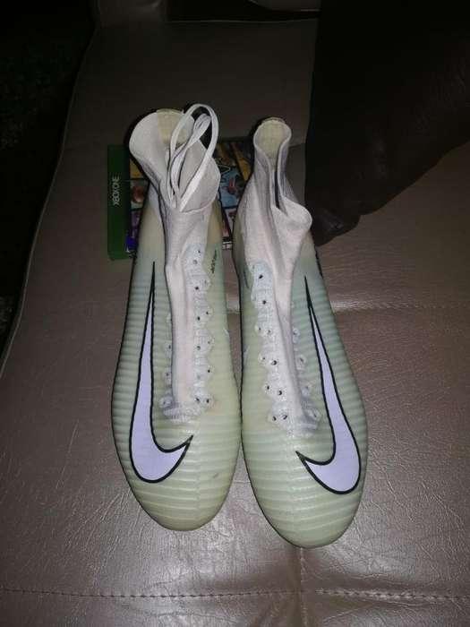 Vendo Guayos Nike Originales T40