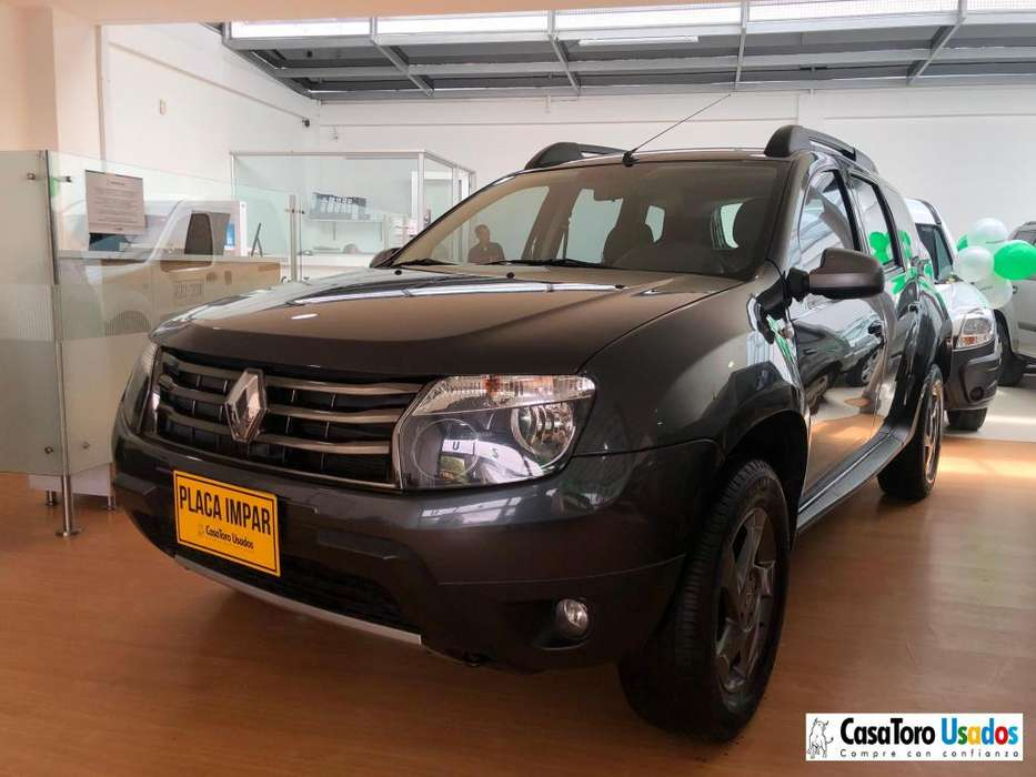 Renault Duster 2016 - 45503 km