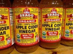 vinagre de sidra de manzana organico bogota