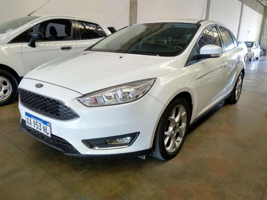 Ford Focus 2017 - 37703 km