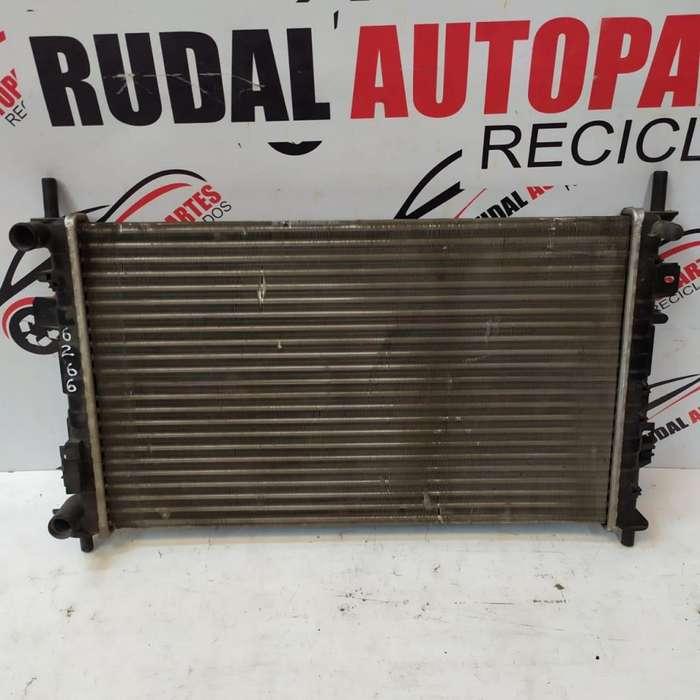Radiador De Agua Ford Fiesta 2850 Oblea:02056266