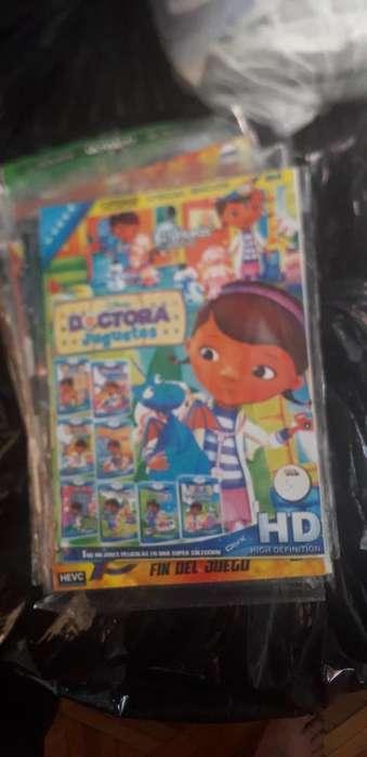 Vendo 1774 Dvd Y Cd