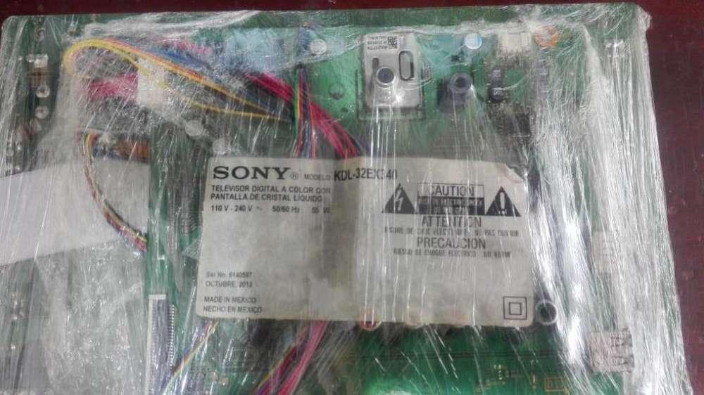 TARGETA SONY KDL-32EX340 SOLO FUENTE