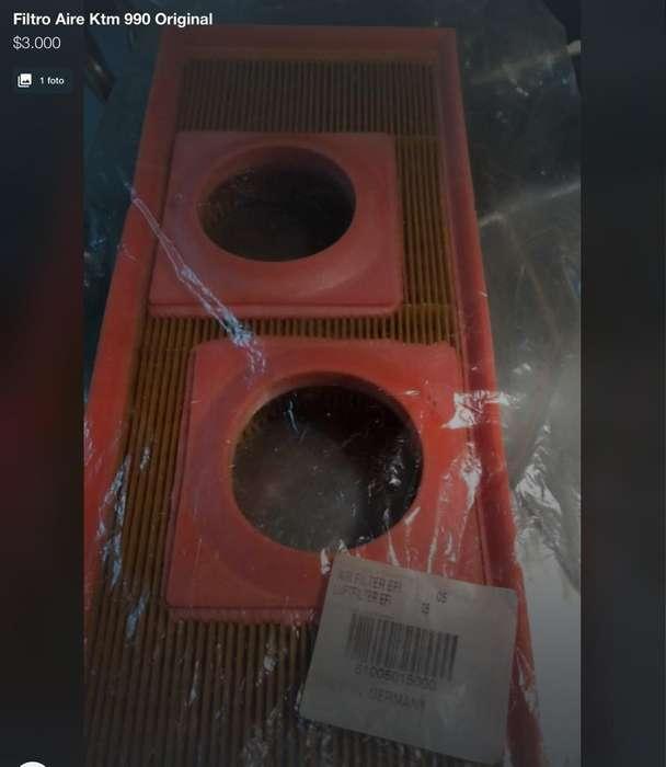 Filtro de Aire para Ktm 990 original