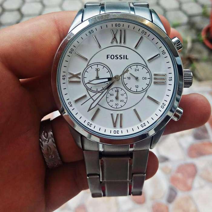 Reloj Fossil Usado 10/10 Original