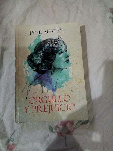 Orgullo y prejuicio Jane austen LIBRO