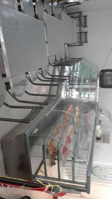 Ganga.. Enseres de Panaderia