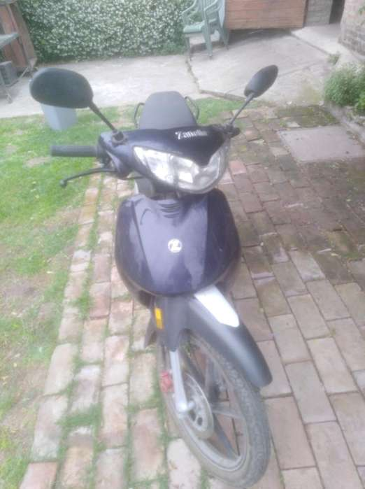 Vendo Zanella Zb 110 Full