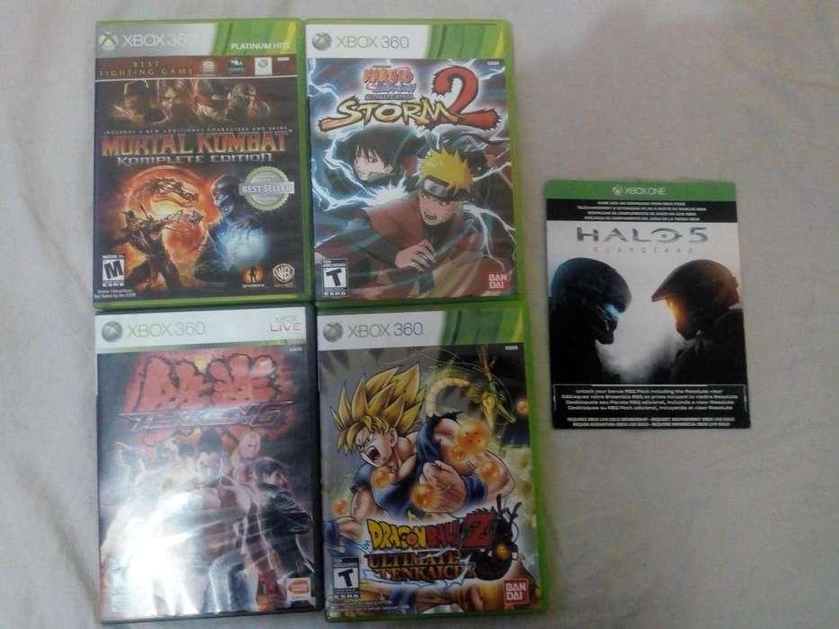 videojuegos xbox 360 original