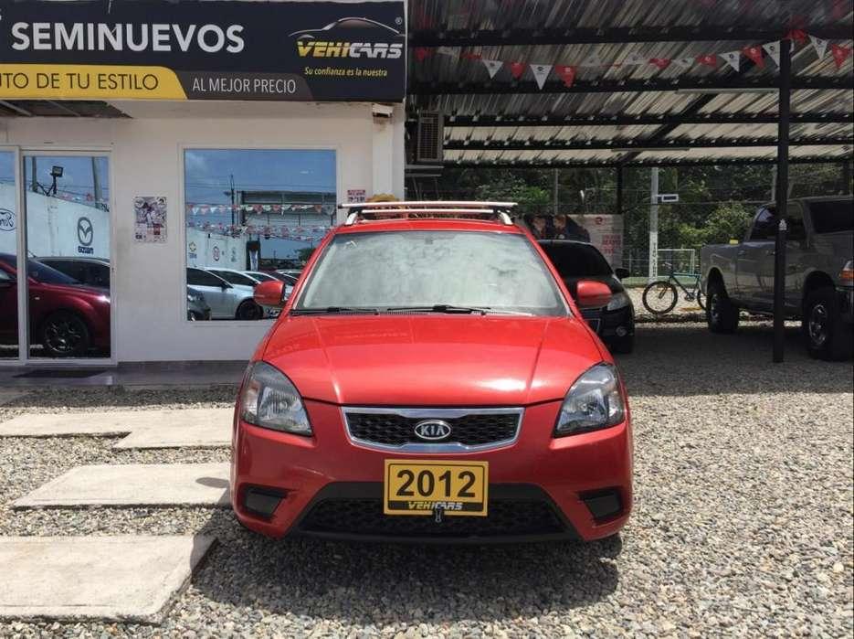 Kia Rio 2012 - 83700 km