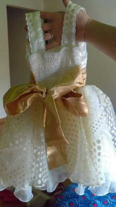 5df1726ff Ropa - Bogotá.  70.000. 27 Mayo. Vendo Vestido de Bautizo para Bebe de 6a