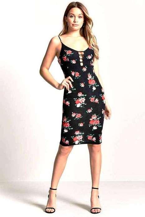 Hermoso vestido Forever 21