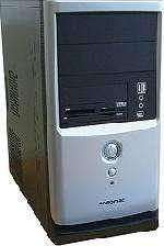 <strong>pc</strong> ESCRITORIO AMD PHENOM X4 4GB HD320GB - También PERMUTO... LEER!!!