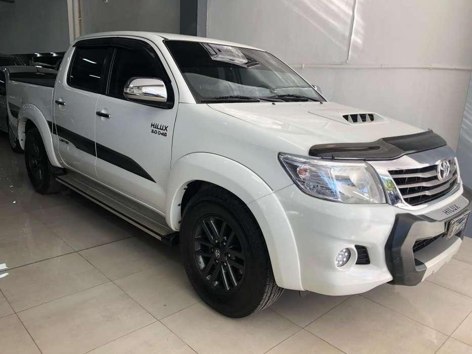 Toyota Hilux 2015 - 77000 km