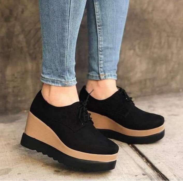 Zapatos Moda Elegantes