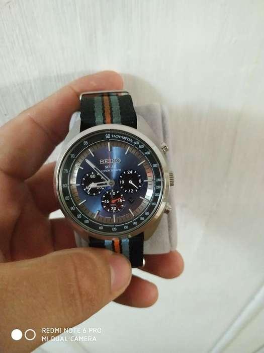 Reloj <strong>seiko</strong> Estilo Vintage Original 9/10