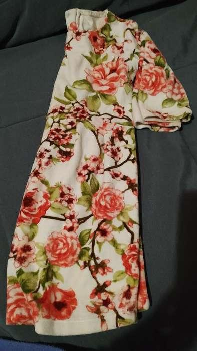 Vestido de Plush.little Akiabara Talle 4