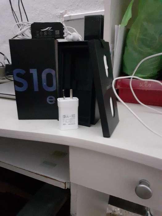 Caja Samsung S10e Nueva