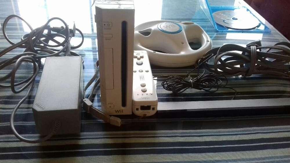 Nintendo Wii (usado)
