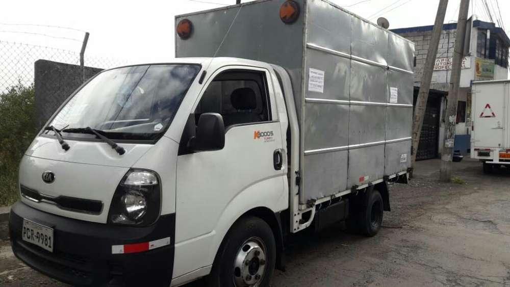 Vendo Camión Kia K3000..2016