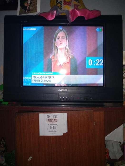 Tv 21 con control remoto