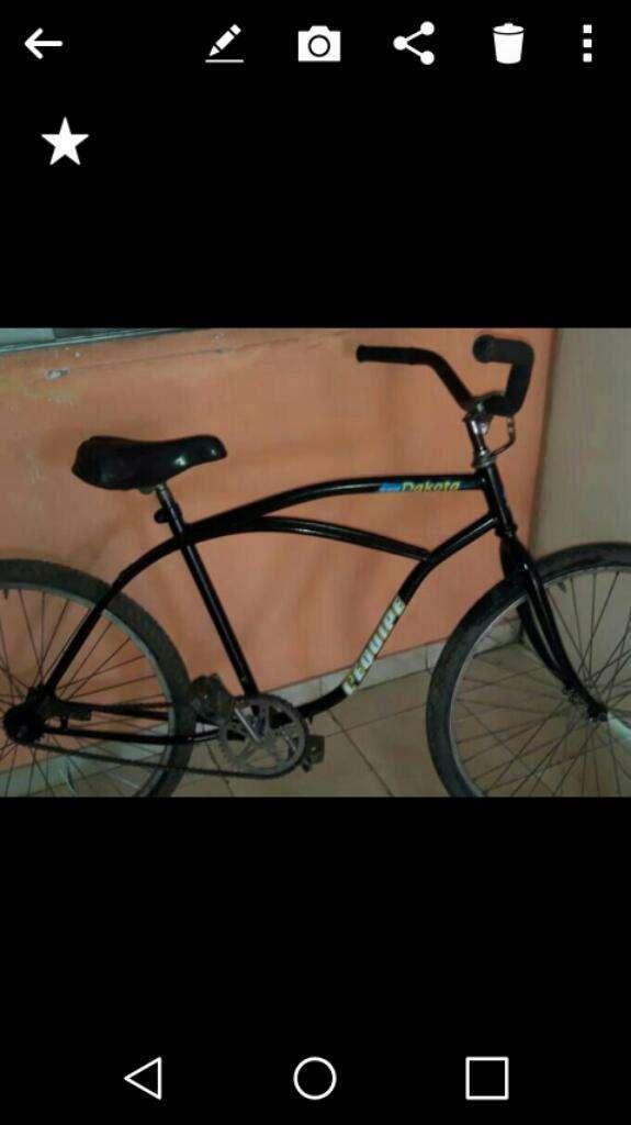 Bici Playera 26 Igual Que Nueva Liq 3500