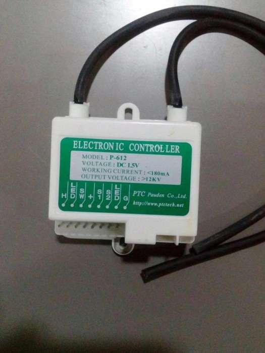Control Electrónico P612 Calefon Orbis