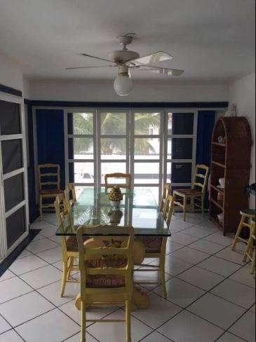 Alquiler, renta Espectacular Casa Frente a La Playa Para 10 Personas USD 350 Diarios, Casa Blanca, Centro de Same