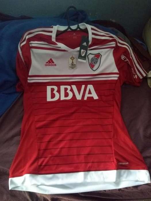 Camiseta Suplente River Plate 2016 Copa