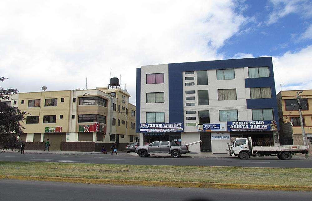 Venta de Edificio en el Norte de Riobamba, Chimborazo, Ecuador