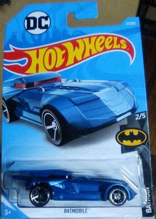 Hot Wheels Batman The Animated Series Batmobile