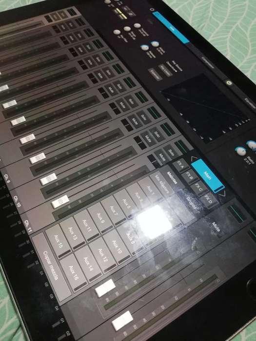 iPad Pro 12.9 Smart Cover 256 Gb en Caja