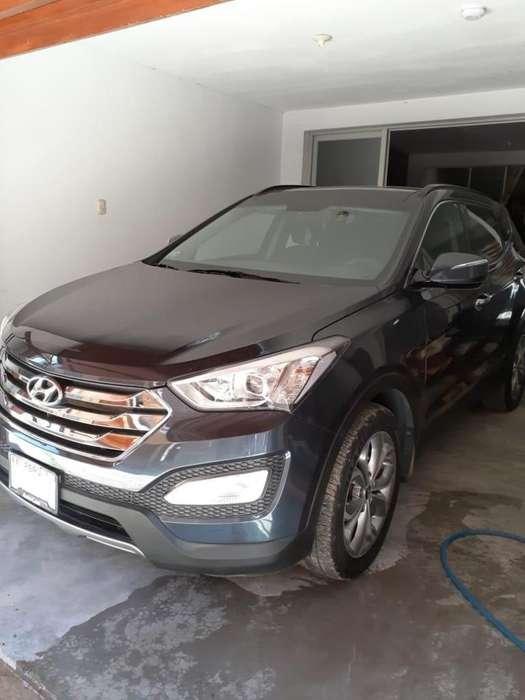 Hyundai Santa Fe 2012 - 30000 km