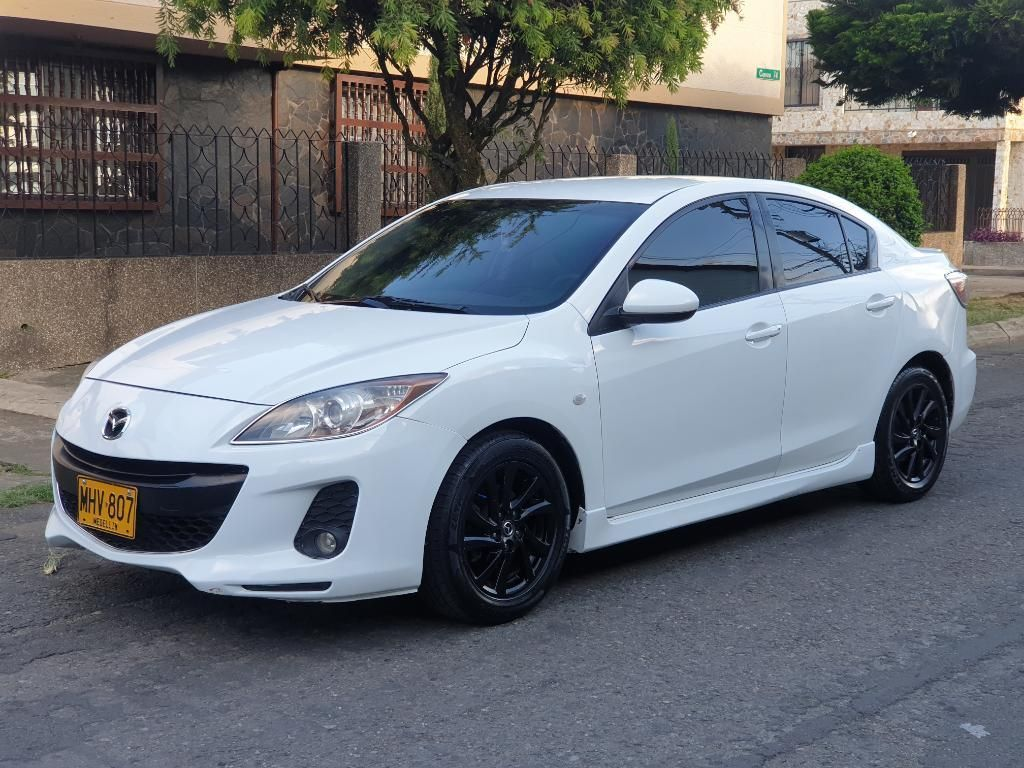 Mazda 3 All New 2013