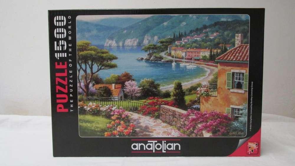 Rompecabezas Anatolian Puzzles 1500 Piezas