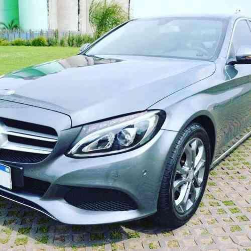 Mercedes-Benz Clase C 2017 - 14000 km