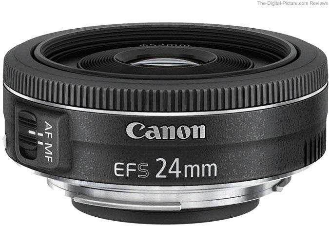 Lente Canon 24mm F/ 2.8 Stm