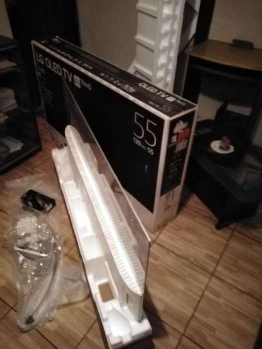 Vendo Tv Lg Oledb7p 55 Pulg Nuevo