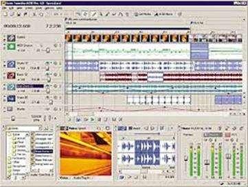 Sony Acid Pro 4 Editor de Audio Profesional CHAVEZ COMPUTACION