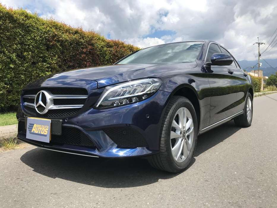<strong>mercedes</strong>-Benz Clase C 2020 - 1000 km